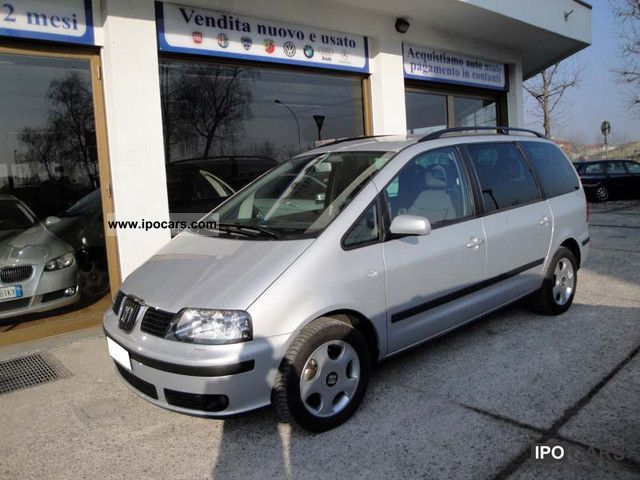 2002 Seat  1.9 TDI Stylance (Signo) Van / Minibus Used vehicle photo