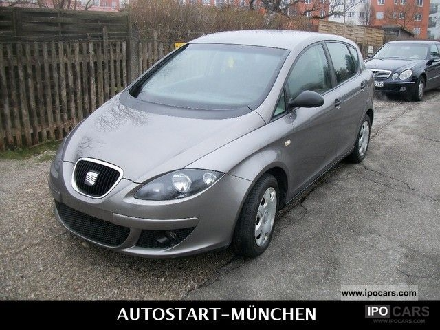 2007 seat toledo 1 9 tdi net 5950 car photo and specs. Black Bedroom Furniture Sets. Home Design Ideas