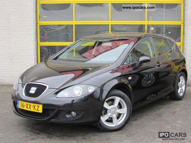2007 Seat  Leon 1.6 LPG G3 5drs Airco Sport Style / Cruise / LMV Small Car Used vehicle photo