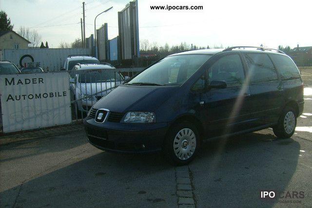 2006 Seat  Alhambra 2.0 TDI DPF € 4 Van / Minibus Used vehicle photo