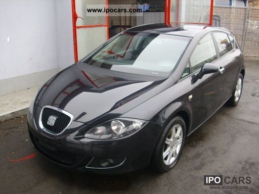 2006 seat leon 2 0 tdi stylance aluminum 6gang car photo and specs. Black Bedroom Furniture Sets. Home Design Ideas