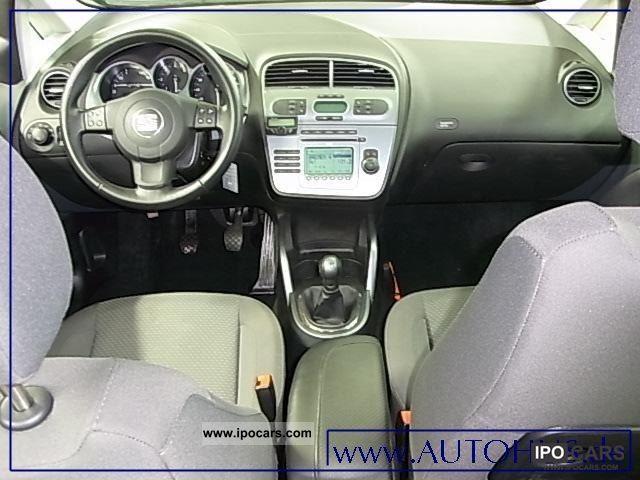 2007 Seat Altea Xl 19 Tdi Stylance Car Photo And Specs