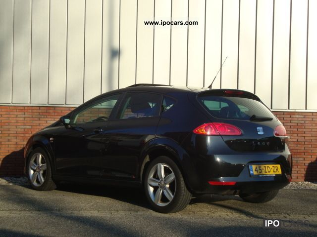 2008 seat leon sport up 2 0 tdi climate car photo and specs. Black Bedroom Furniture Sets. Home Design Ideas
