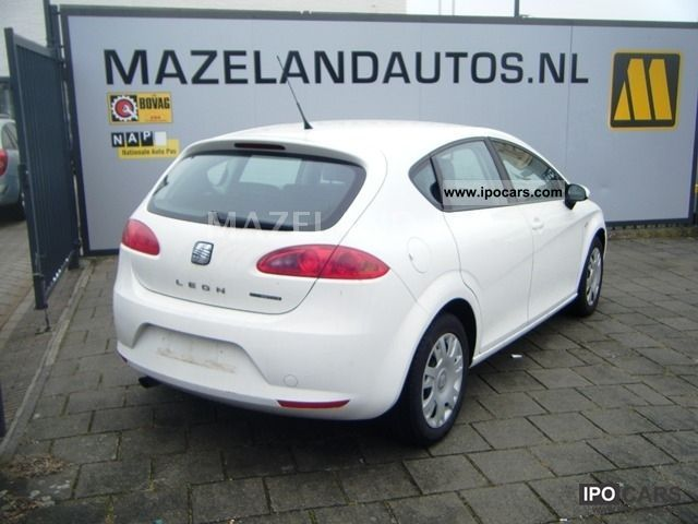 2008 seat leon 1 9 tdi air 6700 net car photo and specs. Black Bedroom Furniture Sets. Home Design Ideas