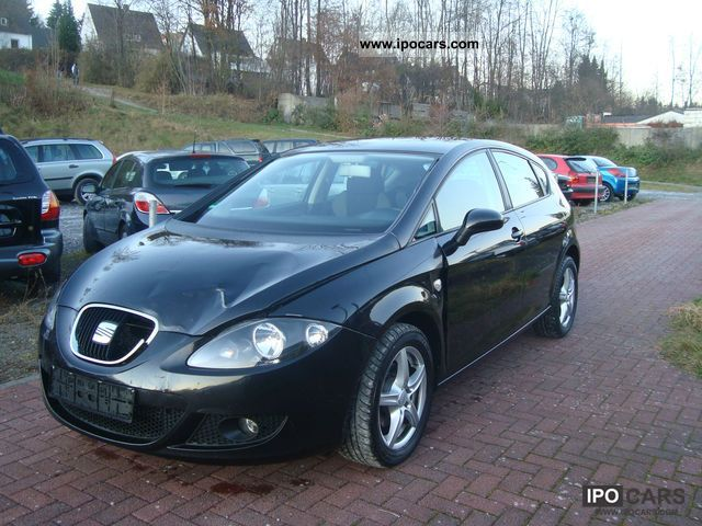 2008 seat leon 1 9 tdi dpf car photo and specs. Black Bedroom Furniture Sets. Home Design Ideas