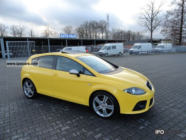 2008 seat leon 2 0 tdi fr car photo and specs. Black Bedroom Furniture Sets. Home Design Ideas