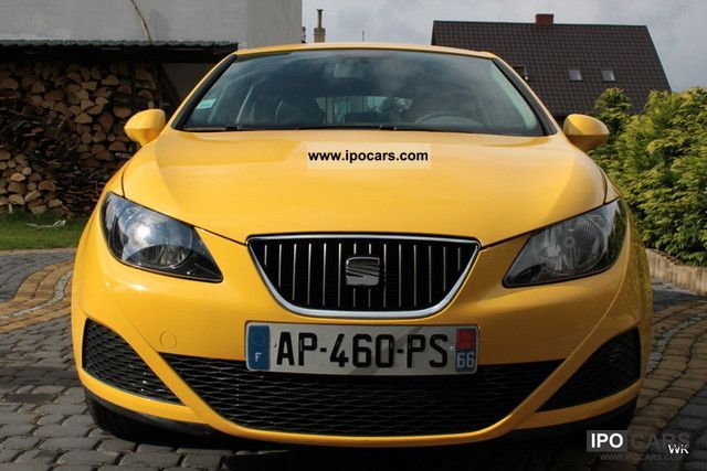 2010 Seat  Ibiza Piękny jak widać Sports car/Coupe Used vehicle photo