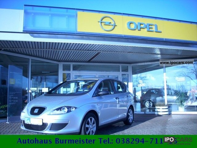 2006 Seat  1.6 Reference / Air / ESP / inkl.Winterräder Limousine Used vehicle photo