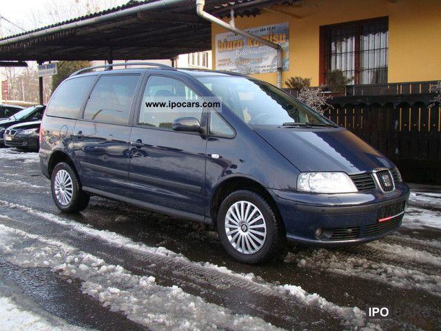 2006 Seat  Alhambra 2.0i Van / Minibus Used vehicle photo