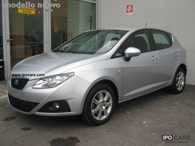 2010 seat ibiza 1 6 tdi 105 cv style 5p car photo and specs. Black Bedroom Furniture Sets. Home Design Ideas