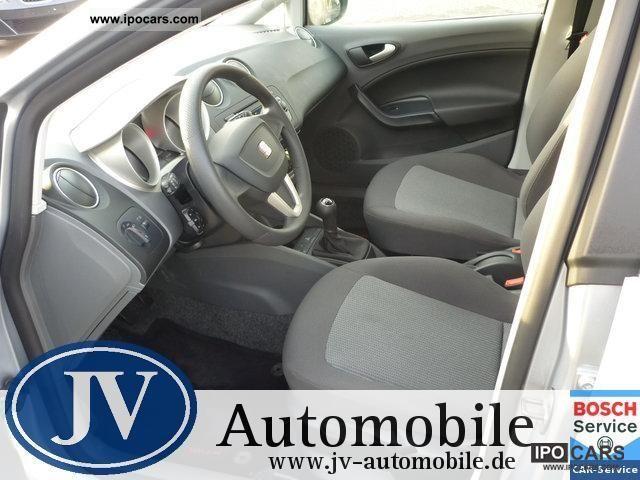 2010 Seat Ibiza Stylance 1 2 Tdi Climatronic Alu Pdc