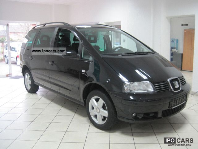 2006 Seat  Alhambra 1.9 TDI Automatic / DPF / 7Sitzer Van / Minibus Used vehicle photo