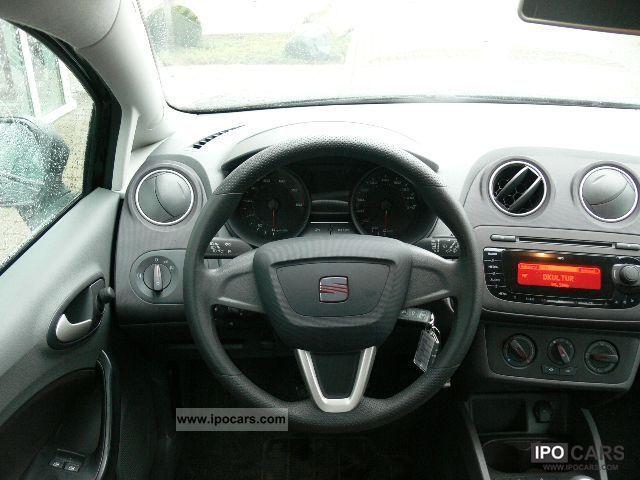 2010 Seat Ibiza 1 2 Reference Climatic Radio Cd