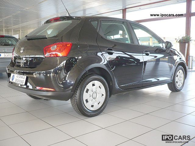 2010 seat ibiza 1 2 tdi reference model 2011 car photo and specs. Black Bedroom Furniture Sets. Home Design Ideas