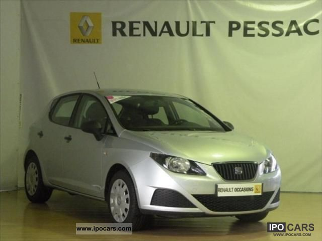 2010 seat ibiza 1 6 tdi 90 fap reference car photo and specs. Black Bedroom Furniture Sets. Home Design Ideas