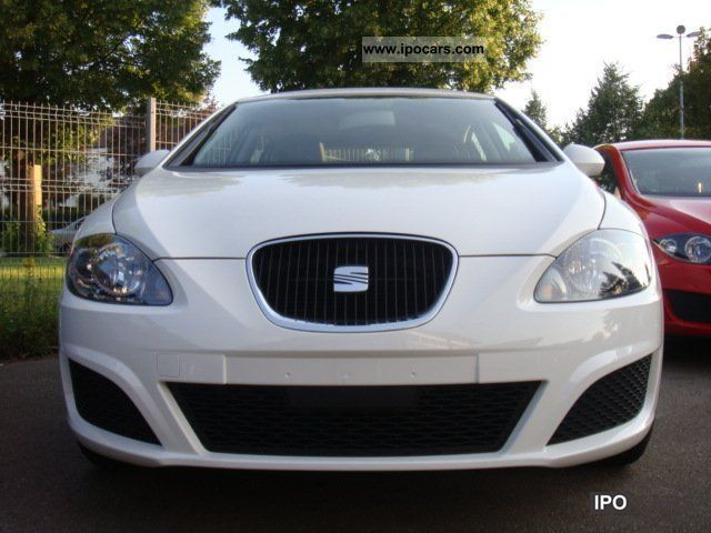 2011 seat leon new entry special car photo and specs. Black Bedroom Furniture Sets. Home Design Ideas