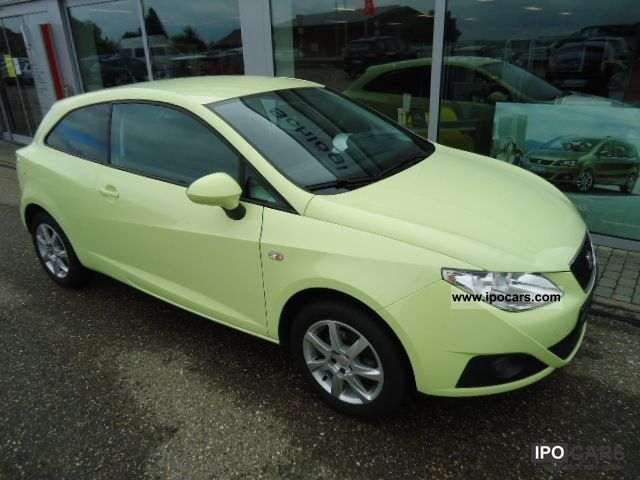 2010 seat ibiza sc 1 4 sport car photo and specs. Black Bedroom Furniture Sets. Home Design Ideas