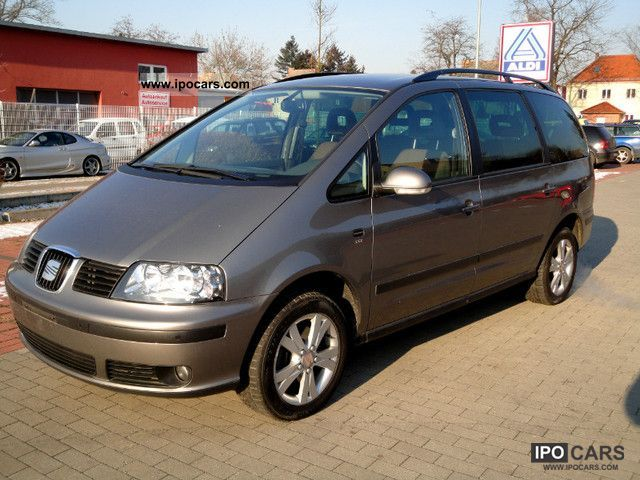 2009 Seat  Alhambra 1.9 TDI 7-seater Van / Minibus Used vehicle photo