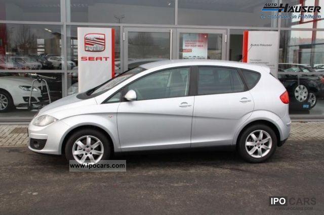 2011 Seat  Altea 1.6 TDI CR DPF Good Stuff (air) Limousine Demonstration Vehicle photo