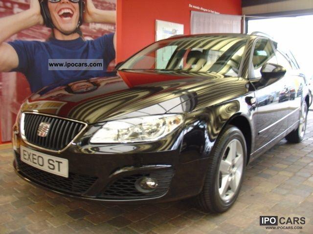 2011 Seat  Exeo 1.8 TSI 88KW combi Copa Edition Estate Car New vehicle photo