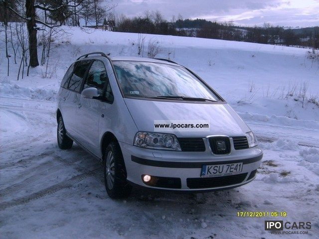 2009 Seat  Alhambra Van / Minibus Used vehicle photo