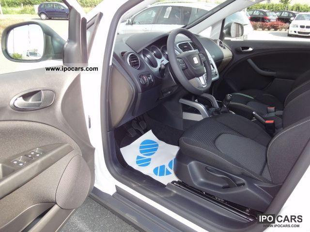 2011 Seat Altea Freetrack 4x2 1 6 Tdi Dpf Pdc Hi Alu F
