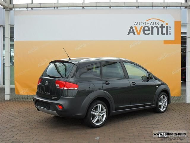 2011 seat altea freetrack 1 6 tdi dpf suv5 klimaautom pdc. Black Bedroom Furniture Sets. Home Design Ideas