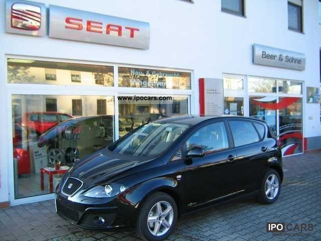 2012 Seat  Altea 1.6 TDI CR Copa Referenc Limousine Pre-Registration photo