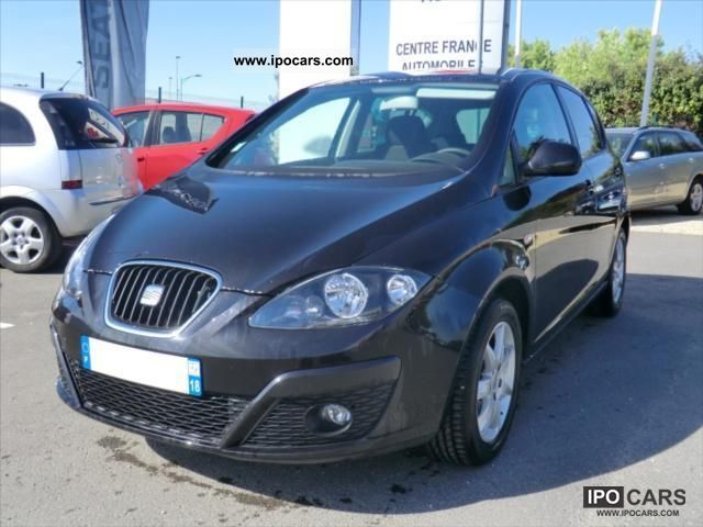 2011 seat altea 1 6 tdi fap good stuff s s car photo and specs. Black Bedroom Furniture Sets. Home Design Ideas