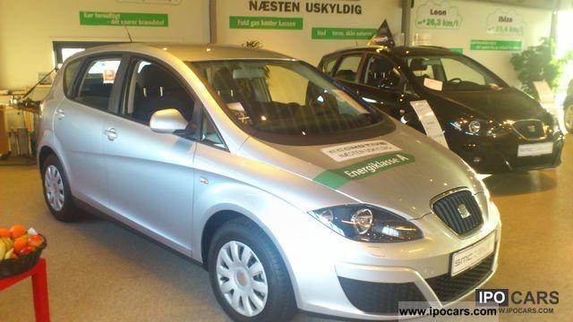 2012 Seat  Altea 1.6 TDI CR DPF Ecomotive Reference Van / Minibus Used vehicle photo