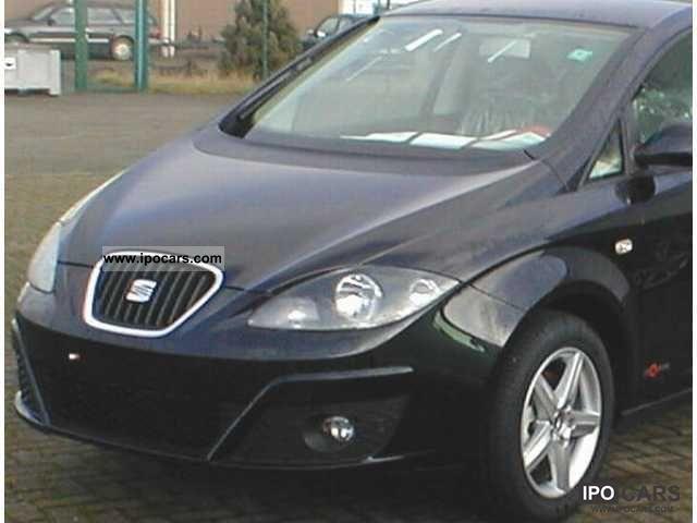 2011 Seat  Altea 1.6 TDI CR Refer.Copa / heated seats Limousine New vehicle photo
