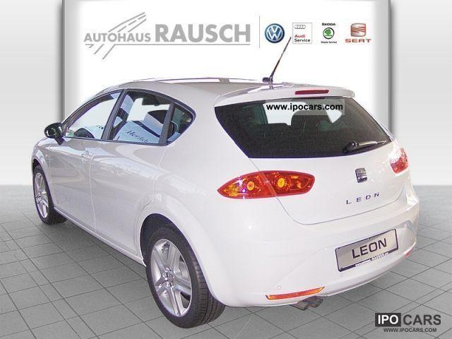 2012 Seat Leon Copa Tsi Style Car Photo And Specs