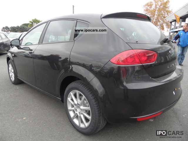 2012 seat leon 1 6 tdi 105 style car photo and specs. Black Bedroom Furniture Sets. Home Design Ideas