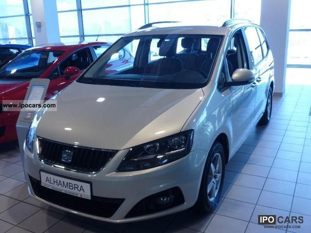2011 Seat  Alhambra REFERENCE Other Demonstration Vehicle photo