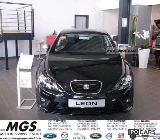 2012 Seat Leon FR 2.0 Liter. TSI 5-door