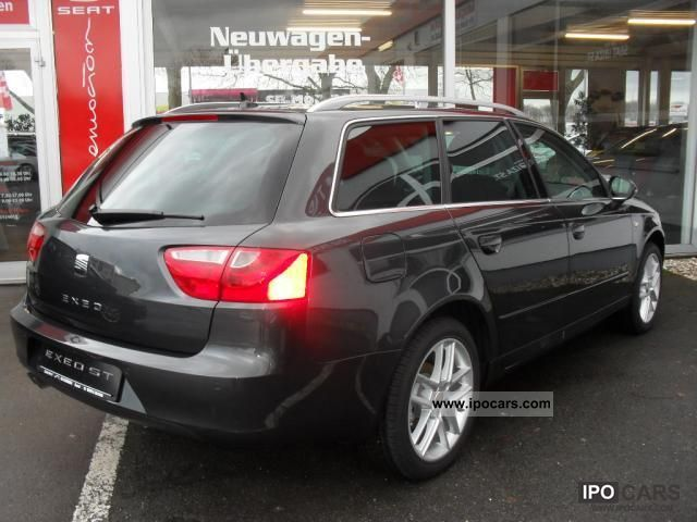 2012 Seat Exeo St 0108 Style Air Navi Esp Euro5 Car Photo And Specs