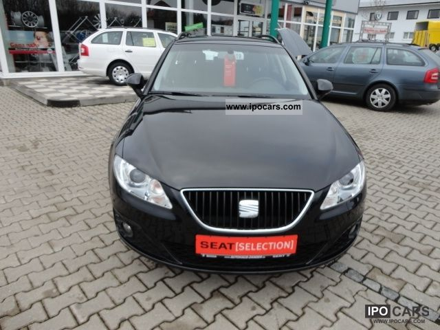 2012 seat exeo 2 0 tdi dpf style car photo and specs. Black Bedroom Furniture Sets. Home Design Ideas