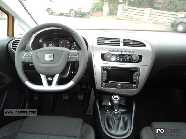 2012 seat leon fr 2 0 tdi 170ps navi heated seats. Black Bedroom Furniture Sets. Home Design Ideas
