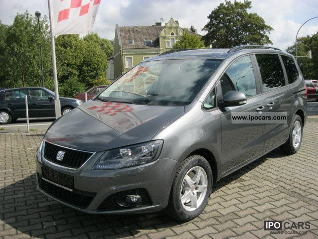 2011 Seat  2.0 TDI Ecomotive Reference to commercial customers Van / Minibus New vehicle photo