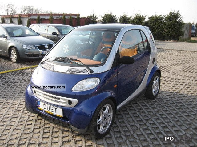 1998 Smart Fortwo Other Used Vehicle Photo