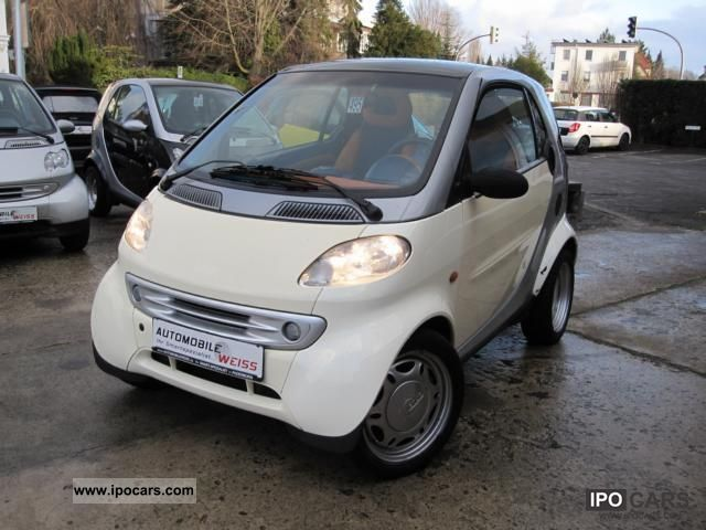 2000 smart passion 0 km incl 24 months engine warranty car photo and specs. Black Bedroom Furniture Sets. Home Design Ideas