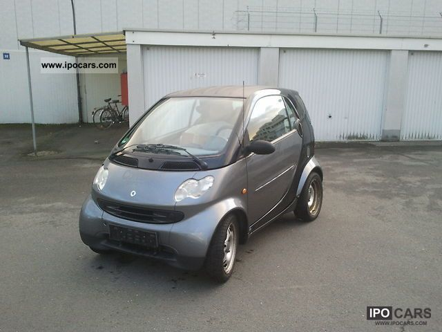 2003 Smart Full Service History By Mercedes Benz Small Car