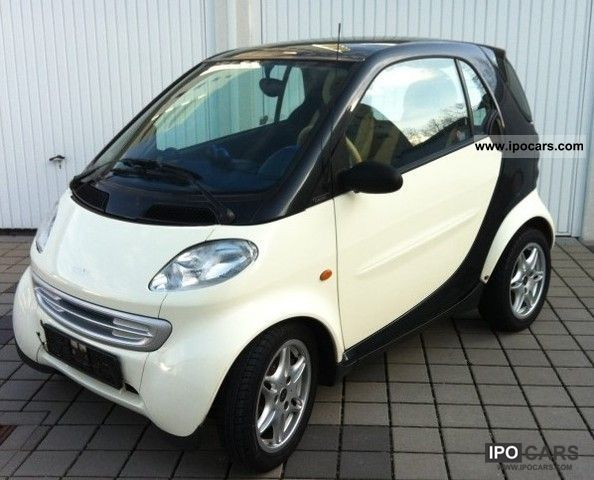 1998 Smart Limited 1 Automatic Partial Leather Glass