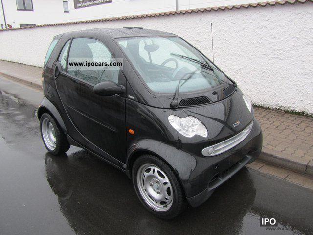 2006 smart fortwo pure 450 incl 19 vat car photo and specs. Black Bedroom Furniture Sets. Home Design Ideas