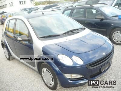 2006 Smart  smart forfour Small Car Used vehicle photo