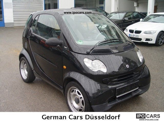 2005 Smart Smart Fortwo Coupe Pulse Car Photo And Specs