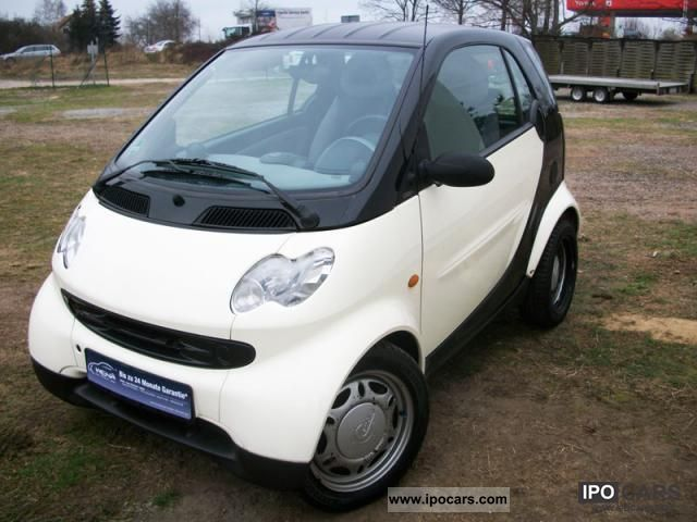 2004 smart fortwo pure facelift new motor tiptronic vat car photo and specs. Black Bedroom Furniture Sets. Home Design Ideas