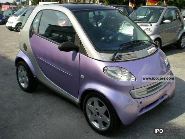 Smart Passion Purple Metalic Lgw