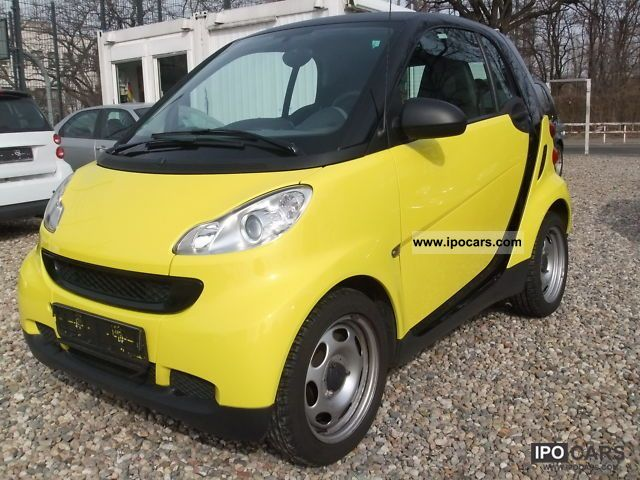2007 smart smart fortwo pure coupe excellent condition car photo and specs. Black Bedroom Furniture Sets. Home Design Ideas