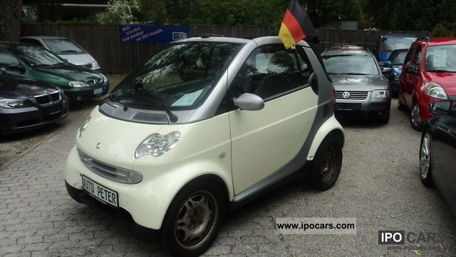 2005 Smart Smart Fortwo Cabrio Car Photo And Specs